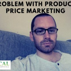The problem with product And Price Marketing 20.03.04