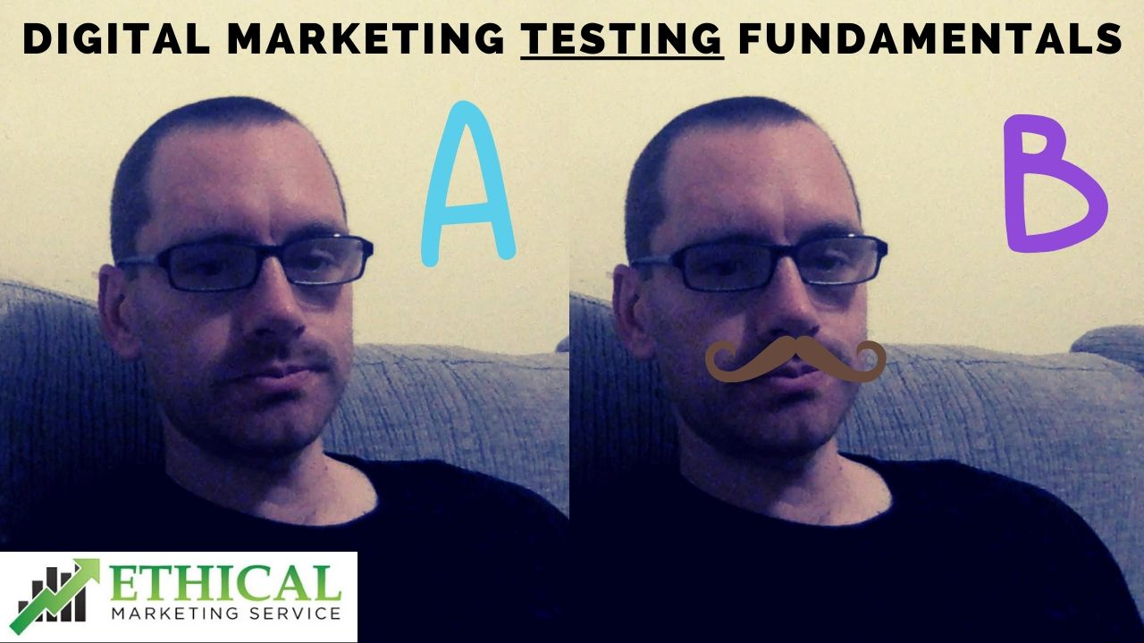 Digital Marketing Testing Fundamentals