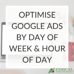 Optimise google ads