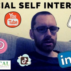 social media self interest